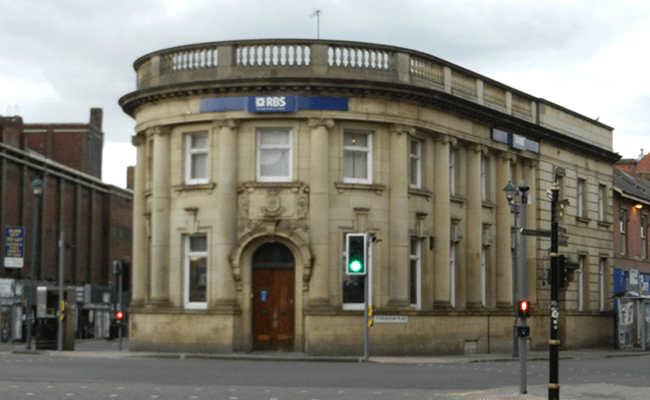 Chesterfield Bank Building